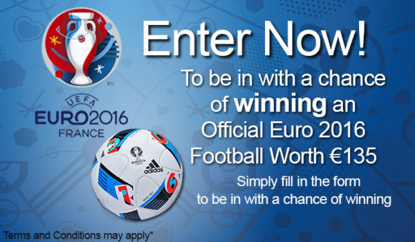 Euros 2016 football competition